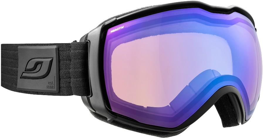 Julbo Aerospace Reactiv Perform 1-3 Snowboard/Ski Goggles, XL Black