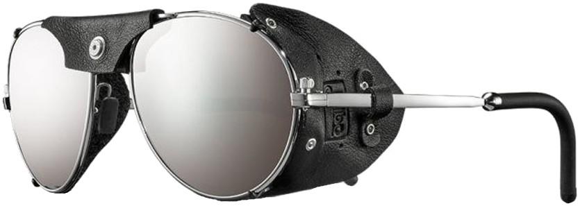 Julbo Cham SP4+ Mountaineering Sunglasses, OS Black/Silver