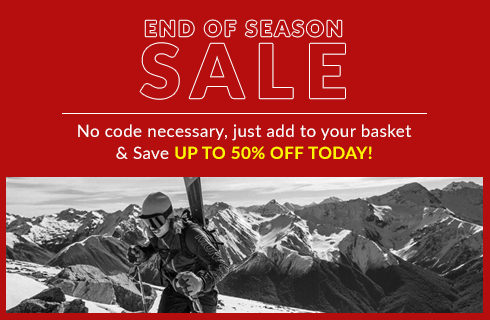 Winter 21 End of Season Sale