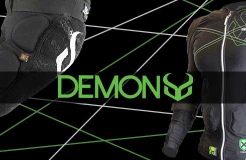 Demon Protective Body Armour