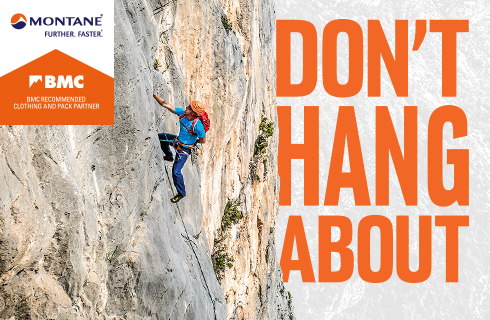 MONTANE, FURTHER FASTER