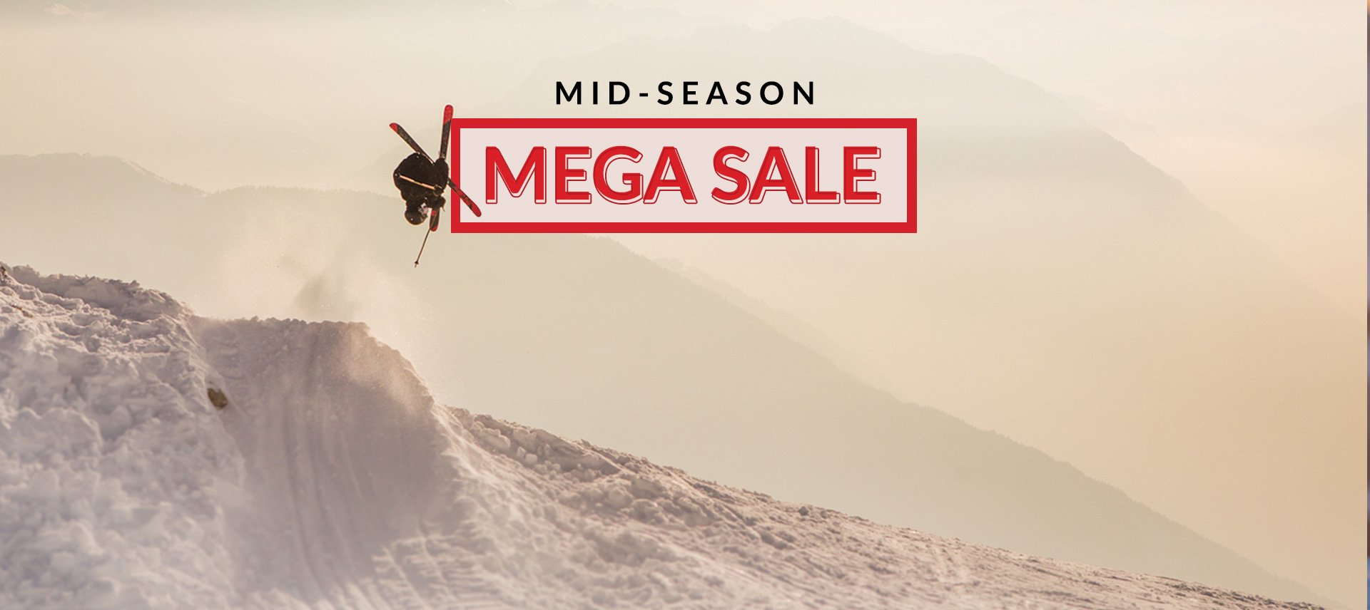 EXTRA 20% OFF SELECTED GEAR