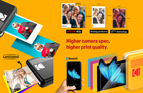 PRINT PHOTOS DIRECTLY FROM YOUR PHONE