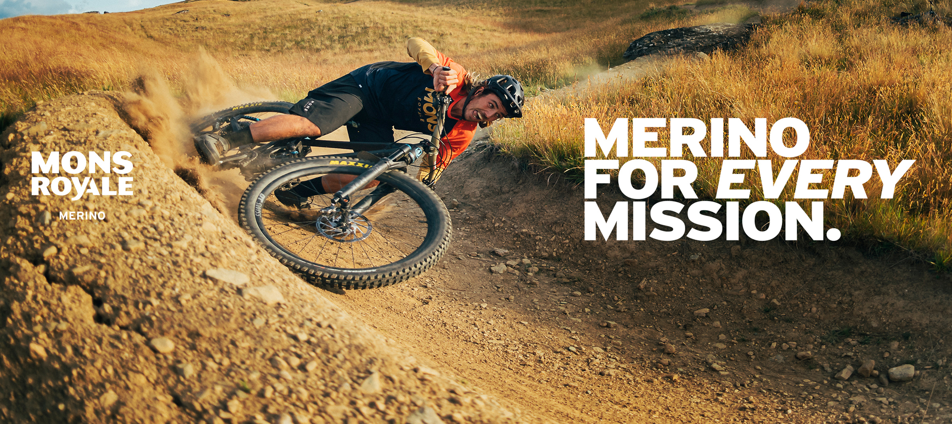 MERINO FOR EVERY MISSION