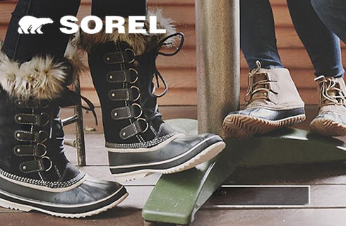 NEW SEASON SOREL BOOTS