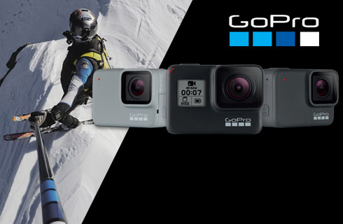 GOPRO - Experience Different