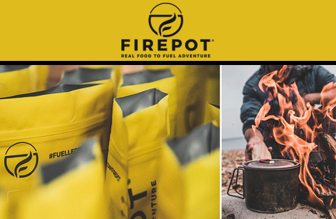 Firepot, real food to fuel adventure