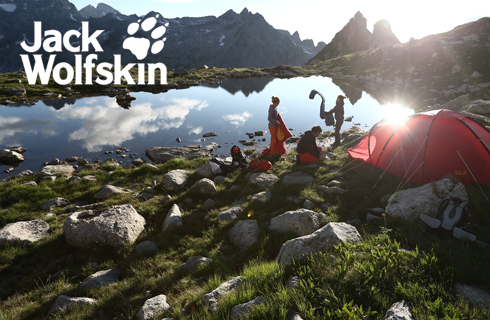 JACK WOLFSKIN, AT HOME OUTDOORS