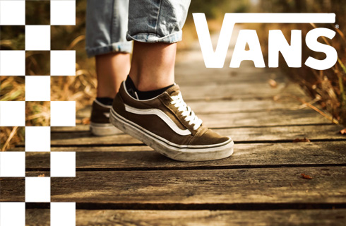 vans shoes clothing